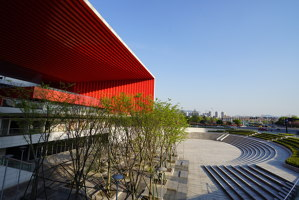 Yiwu Cultural Square | Sports facilities | UAD | Architectural Design & Research Institute of Zhejiang University