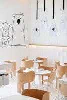 White & The Bear | Kindergartens / day nurseries | Sneha Divias Atelier