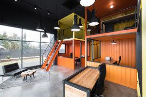 KOHMLAN Office | Office facilities | mode:lina architekci