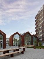 Le Cours des Arts | Apartment blocks | a/LTA
