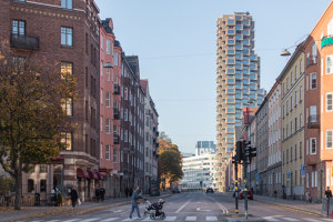 Norra Tornen | Apartment blocks | OMA
