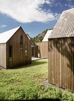 Micro Cluster Cabins   Detached houses   Reiulf Ramstad Arkitekter
