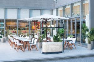 BEANS RESTAURANT | Manufacturer references | BoConcept