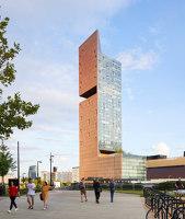 The Stratford at Manhattan Loft Gardens | Apartment blocks | SOM - Skidmore, Owings & Merrill