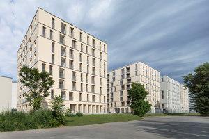 Residential Complex VORGARTENSTRASSE 98-106 | Apartment blocks | BEHF Architects