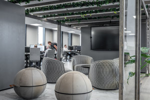 Оffice for Aker BP | Office facilities | Magu Design