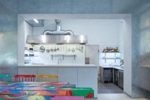 Restaurant Avocado Gang | Restaurant interiors | Mimosa Architekti