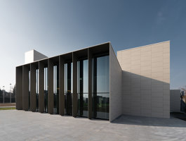 Humanitas Congress Center | Manufacturer references | Casalgrande Padana