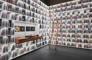 'RECORD ROOM' Loft | Living space | KEPENEK