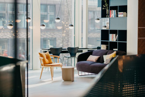 Hotel Casa Amsterdam | Hotel interiors | Ninetynine