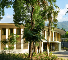 French Embassy in Haiti | Administration buildings | Explorations Architecture