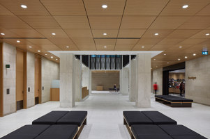 Government of Canada Visitor Welcome Centre | Administration buildings | Moriyama & Teshima Architects