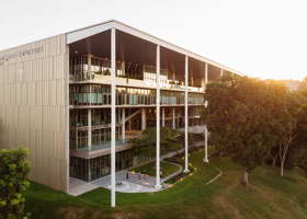 NUS School of Design & Environment | Universities | Serie Architects