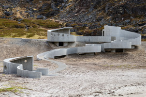 Selvika National Tourist Route   Parks   Reiulf Ramstad Arkitekter