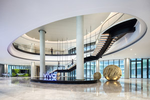 vivo Headquarters in Dongguan | Office facilities | CCD/Cheng Chung Design