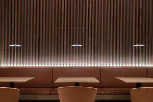 Albarracin Restaurant | Manufacturer references | Marset