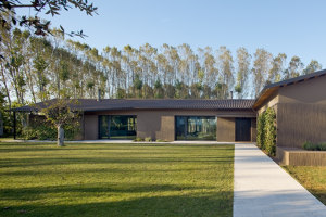 110_House in the poplar   Detached houses   MIDE architetti