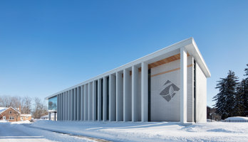 Rigaud City Hall | Administration buildings | Affleck de la Riva architects