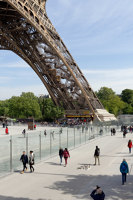 Eiffel Tower Transparency and Security | Infrastructure buildings | Dietmar Feichtinger Architectes