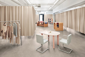 Holzweiler Flagship Store | Shop interiors | Snøhetta