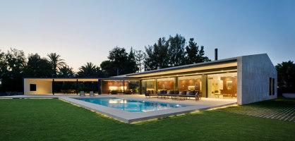Private Home Elche | Manufacturer references | SCHÜCO