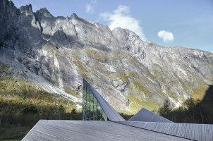 Troll Wall Restaurant and Visitor Centre | Restaurants | Reiulf Ramstad Arkitekter