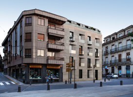 Maragato lofts | Apartment blocks | AQSO Arquitectos