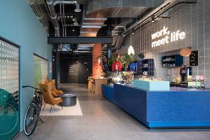 TSH Collab | Office facilities | Ninetynine