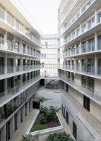 Besòs Student Residence | Apartment blocks | MDBA