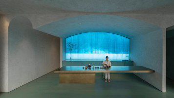 Exhibition of Frozen Time | Spa facilities | Waterfrom Design