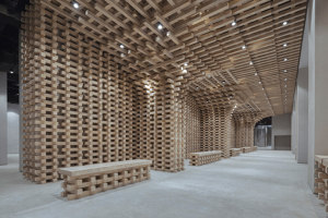 GreenMonster Lab | Trade fair & exhibition buildings | BANDe Architects