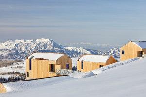 Horizon Neighborhood | Apartment blocks | MacKay-Lyons Sweetapple Architects