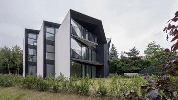 Houses with Gills | Apartment blocks | Superhelix Pracownia Projektowa