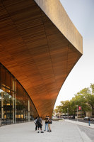 Charles Library at Temple University | Universities | Snøhetta