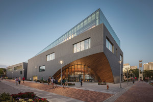 Charles Library at Temple University | Universities | Snøhetta