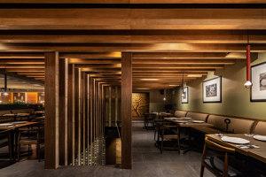 Argentalia | Restaurant interiors | Faci Leboreiro