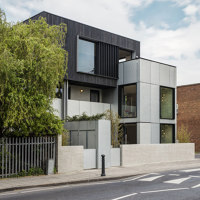 Albany Road   Detached houses   EMULSION