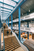 Centre Building at the LSE | Universities | Rogers Stirk Harbour + Partners