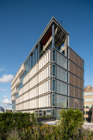 Centre Building at the LSE | Universities | Rogers Stirk Harbour + Partners