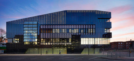 National Graphene Institute | Universities | Jestico + Whiles