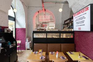 Berberè Torino Centro | Restaurant interiors | Rizoma Architetture