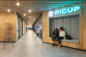 RigUp Office | Office facilities | Matt Fajkus Architecture