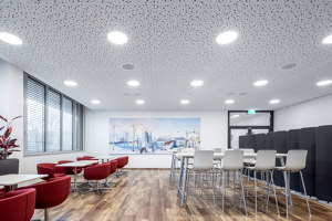 Liebherr Office Building | Manufacturer references | Lindner Group
