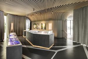 Peninsula Place Exhibition | Trade fair & exhibition buildings | EMULSION