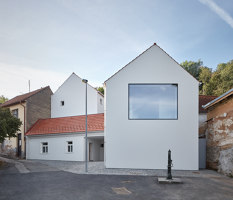 Family house in Jinonice | Detached houses | Atelier 111 architekti