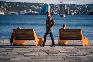 Aker Brygge, Oslo | Manufacturer references | Vestre