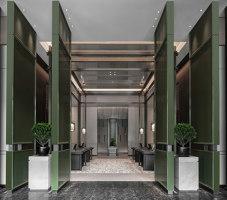 HUALUXE Xi'an Hi-Tech Zone | Hotel interiors | CCD/Cheng Chung Design