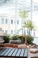 The Shard Wellness Garden | Installations | EMULSION