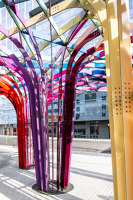 Spectral Grove | Installationen | SOFTlab
