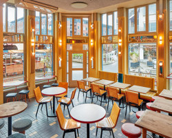 La Cervecería | Bar interiors | Studio Modijefsky